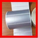 Giấy decal xi bạc 03 tem 35x22mm, 50m