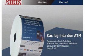 Giấy in hóa đơn ATM