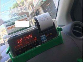 giấy in hóa đơn taxi onepaper