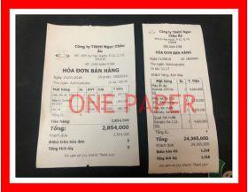 mẫu giấy_in_hóa_đơn_cho shop, cửa hàng, hiệu_sách one paper