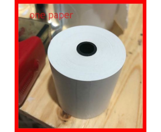 khổ giấy in nhiệt one paper k80x80mm