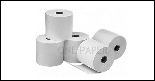 giấy in nhiệt lõi nhựa