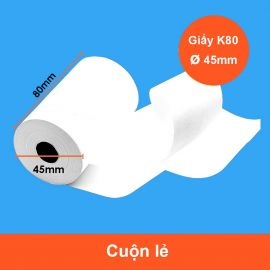 giấy in nhiệt one paper k57x45mm